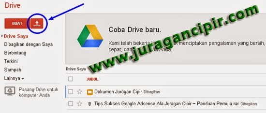 bisnis online, internet marketing, hosting, file, dokumen, google drive