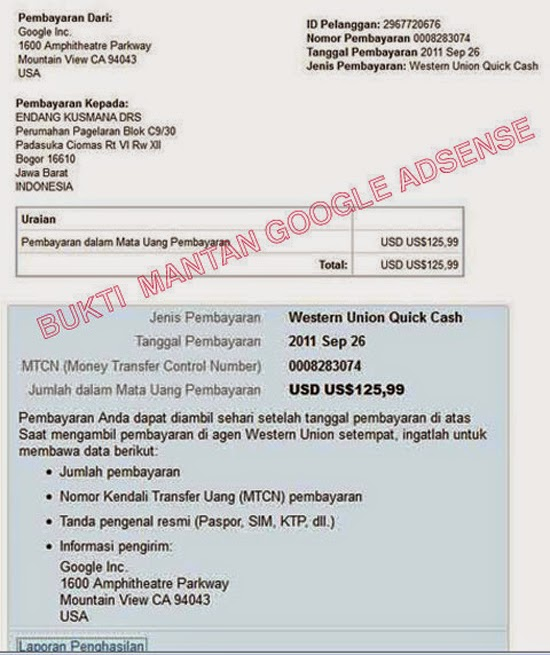 bisnis online, internet marketing, tips sukses, tips adsense