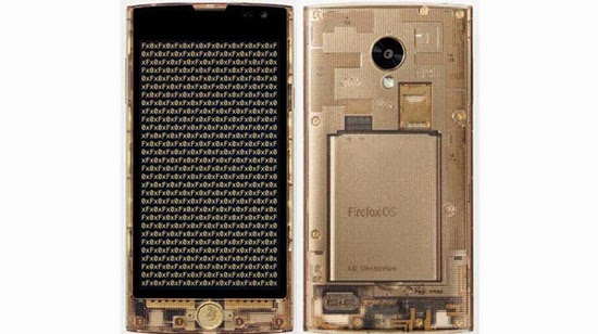 new smartphone wit firefox os, latest model for smatphone 2015