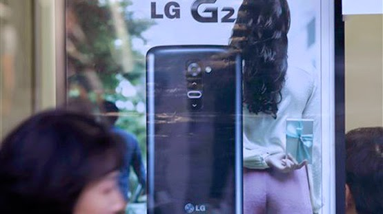 LG smartphone latest model, new features for LG based windows