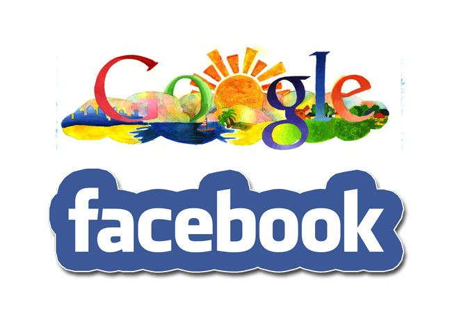 google-and-facebook